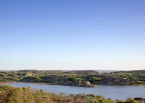 Utsikt över Södra Koön och Mjölkekilen